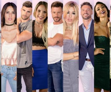 Ex chico reality se luce en videoclip de cantante chilena