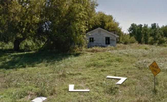La escalofriante escena que fue captada por Google Maps