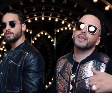 Yandel y Maluma estrenan nuevo videoclip
