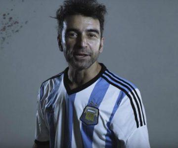 """Era necesario parece: Jorge Alis """"compra Hipoglos"""" tras el partido de Argentina y España"""