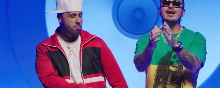 """Nicky Jam y J Balvin lanzaron el videoclip de """"X"""""""