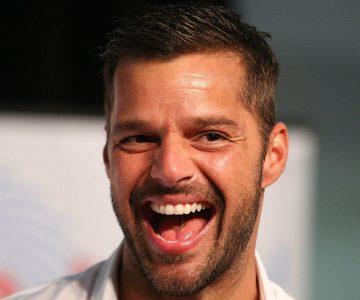 """A """"potope"""": La foto que subió Ricky Martin a su Instagram"""