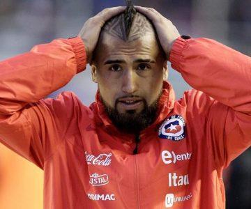 ¡Por eso es un rey! Vidal reacciona tras la goleada de Cruzeiro ante La U y se descarga en redes sociales