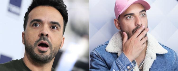 """Maluma reconoce que """"Despacito"""" tiene que desaparecer y esto le responde Fonsi"""