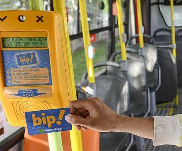 ¡Chao Tarjeta Bip! Gobierno busca darse el salto con nueva tecnología para el pago del transporte público