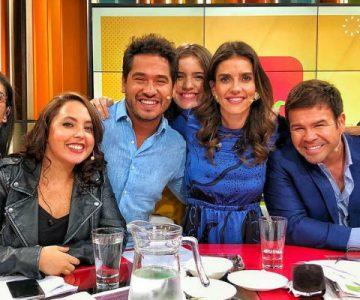 """Panelista de """"Muy Buenos Días"""" sorprende anunciando que será mami por primera vez"""