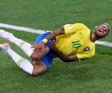 Neymar también se burla de su penoso comportamiento en Rusia 2018