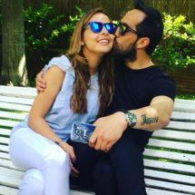 Esposa de Claudio Bravo y su nuevo look estilo salvaje