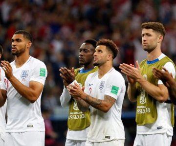 Rusia 2018: Se burlan de los ingleses por torpe jugada frente a Croacia