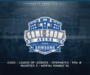 ¡Ya cabros! Game Show Arena Samsung vuelve a FestiGame Coca-Cola 2018