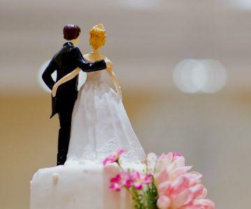 Novia terminó pelada por el estrés de preparar su propio matrimonio