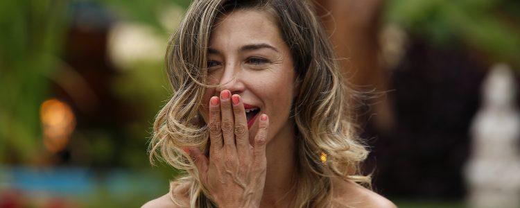 Pancha Merino disfruta sus días fuera de la tv en bikini