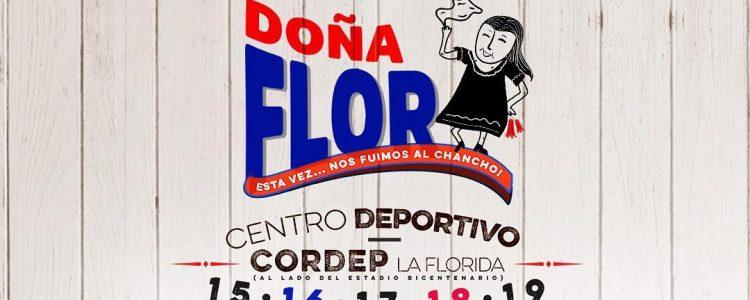 Se viene el vacilón dieciochero ¡Participa por entradas para la Fonda Doña Flor!