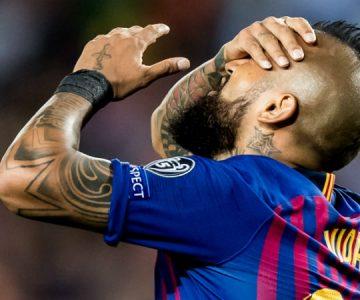 Rey Arturo mandó feroz palo por Instagram, lo borró y todos lo pelan en Barcelona