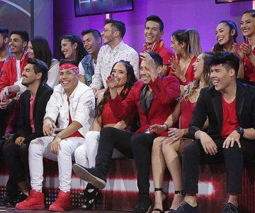 Rojo: Chiquillas se pelean en vivo por el amor de bailarín coquetón