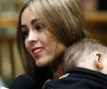 Maura Rivera dejó calladitos a quienes la criticaron por estar de vacaciones sin sus hijos