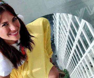 Karen Bejarano comparte emotivo mensaje y seguidores juran que está embarazada