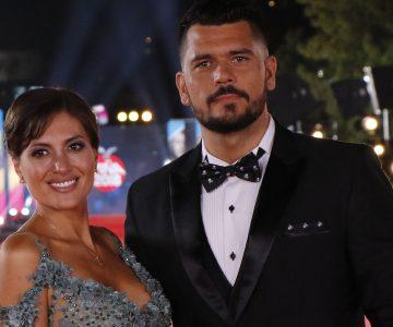 Karen Bejarano y Juan Pedro pasan días de amor en paradisíacas playas mexicanas