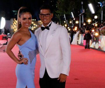 Maura Rivera y Mark González se pegaron una escapadita a Isla de Pascua