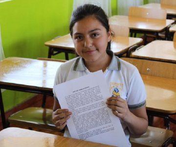 Le hicieron bullying por ser huérfana y eso la inspiró a escribir su propio cuento