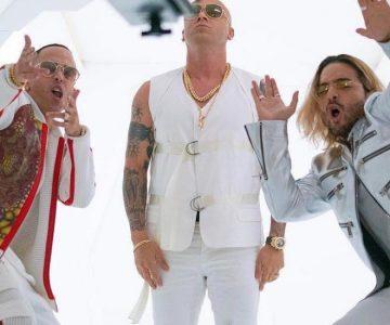 """Wisin y Yandel viajan a la luna junto a Maluma para encontrar """"La Luz"""""""