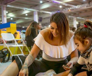 Cami Recabarren hace reflexión para aconsejar a chiquillas que se cuestionan ser mamás