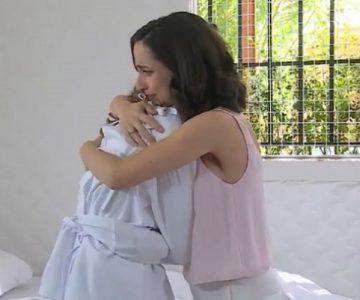 Verdades Ocultas: Así reaccionaron televidentes al reencuentro de Rocío y Agustina