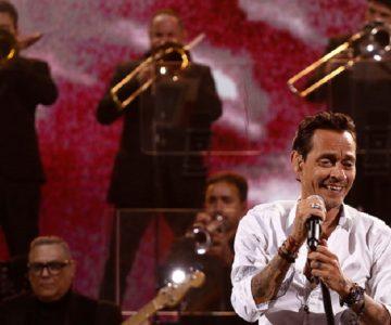 Viña 2019: Polola de Marc Anthony disfrutó el show piolita desde el público