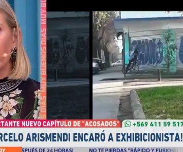 Marcela Vacarezza contó que fue acosada cuando tenía 14 años
