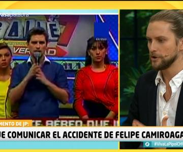 Jean Philippe Cretton habló del día que tuvo que informar del accidente en Juan Fernández