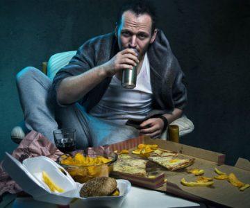 El comer mal mata a más personas que el tabaco y el cáncer