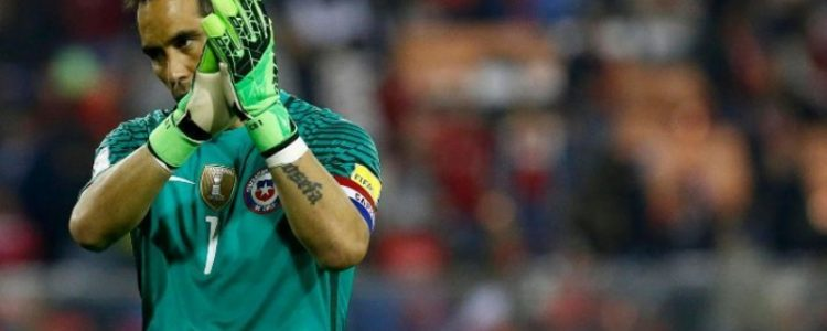 Claudio Bravo vuelve a la Roja tras reunión con Rueda