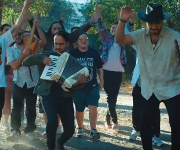 ¡Los Vásquez y Santaferia estrenaron canción y video juntos!