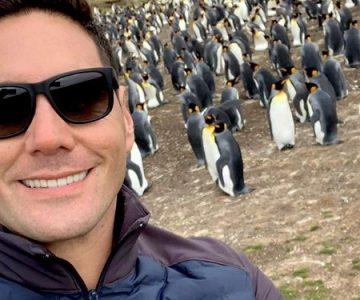 Pancho Saavedra quedó igualito a 'La Jueza' luego de usar popular filtro de Snapchat