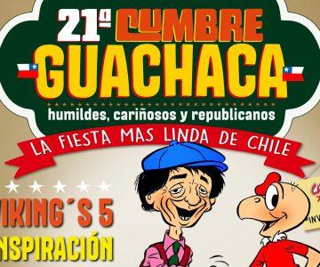 Tenemos ganadores de las entradas a la Cumbre Guachaca
