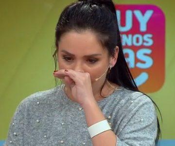 Angie Alvarado reveló los episodios de violencia que su madre vivió con su ex pareja