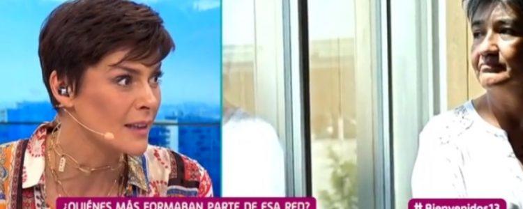 Tonka Tomicic habló de las acusaciones de violación en contra del padre Renato Poblete