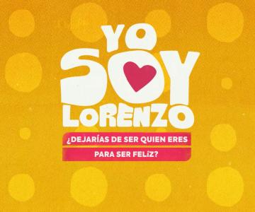 Mega presentó el spot de «Yo Soy Lorenzo» su nueva teleserie vespertina