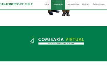 Comisaría Virtual Carabineros