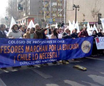 Sigue el paro de profesores: Acusan abandono por parte del Gobierno