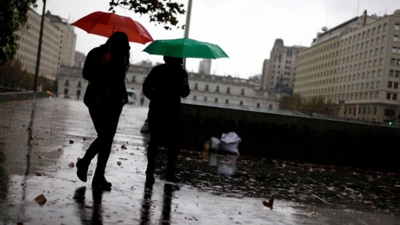 Al Final Cuándo Llueve En Santiago Te Dejamos El Pronóstico De Los Próximos Días