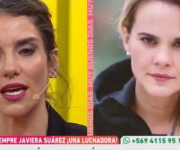 María Luisa Godoy contó que Javiera Suárez preparó a su hijo para su partida