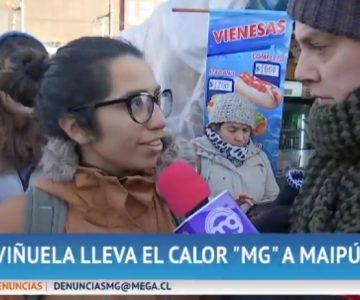 En pleno despacho de José Miguel Viñuela joven lanzó dura critica a los matinales