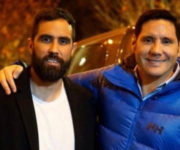 Pancho Saavedra y Claudio Bravo se unen a la campaña de invierno en las calles de Santiago