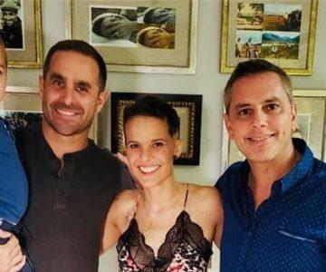 Con esta bella tradición el esposo y los amigos de Javiera Suárez la recuerdan