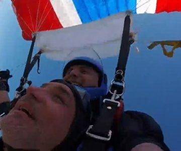 Contraloría investigará a Fuerza Aérea por salto en paracaídas de Luis Jara