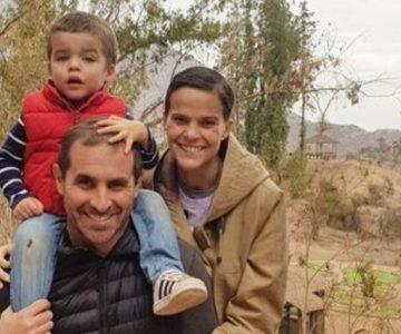 El tierno mensaje que el esposo de Javiera Suárez le dedicó a su hijo en el Día del Niño