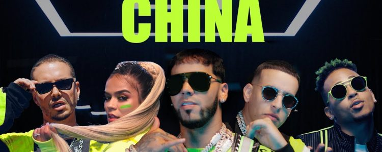 ¡Te traemos China! la nueva canción de Daddy Yankee, Anuel AA, Karol G, Ozuna y J Balvin!