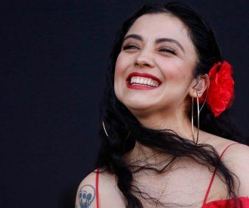 Mon Laferte se lució bailando cueca junto al público chileno en Suecia