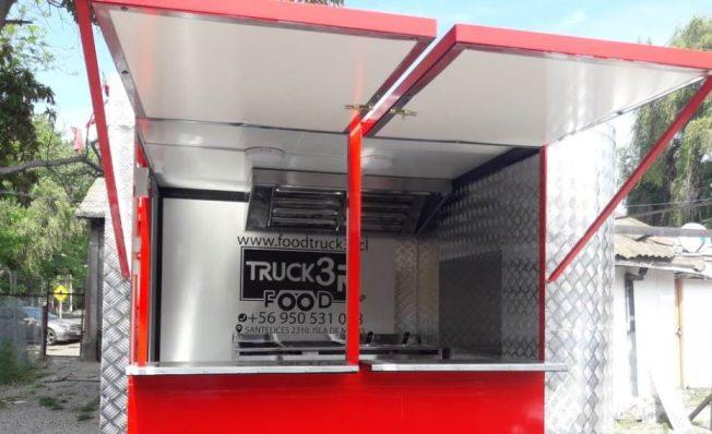 ¿Quieres ganar un Food truck? Corazón y FOODTRUCK 3R te lo regalan :)